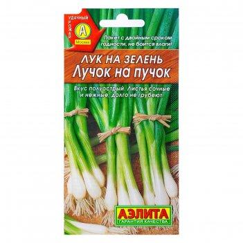 Семена лук на зелень лучок на пучок, 0,5 г