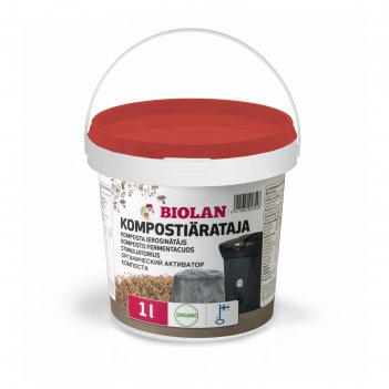 Активатор компоста biolan, 1 л