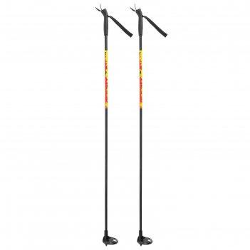Палки лыжные стеклопластиковые, 105 см