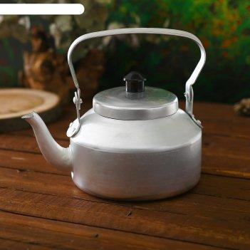 Чайник костровой следопыт, 2 л