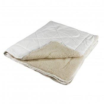Одеяло миродель меринос теплое, шерсть мериносовой овцы, 175*205 ± 5 см, п