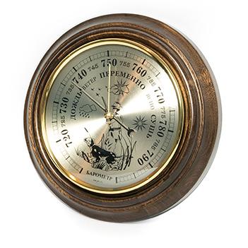 Барометр охотник бм-05, диаметр 24cм