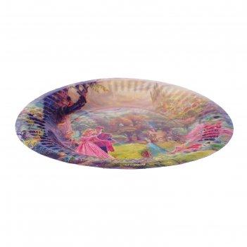 Тарелка спящая красавица 18 см