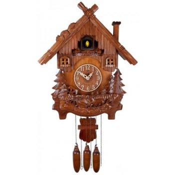 Настенные часы с кукушкой phoenix p 570