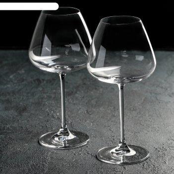 Набор бокалов для вина 590 мл bordeaux glass, 2 шт