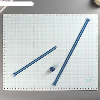Резак american crafts - board cutter 7 элементов