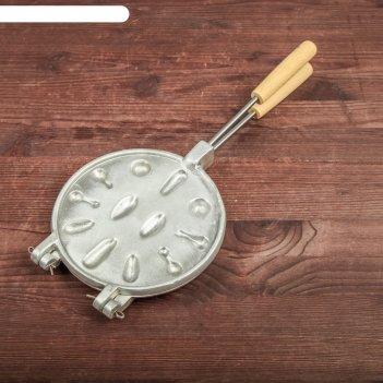 Форма для выпечки печенья ассорти лесное