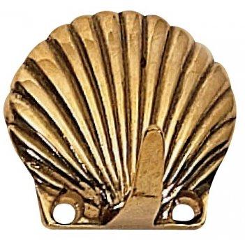 Крючок раковина 4,5х4,5 см.