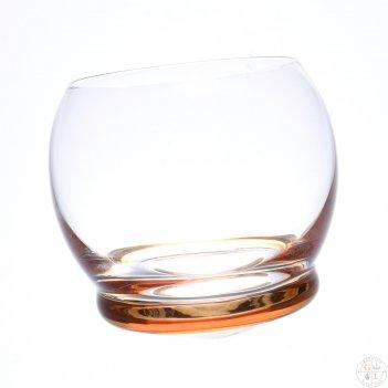 Набор стаканов для воды crystalex bohemia crazy 390мл (6 шт)