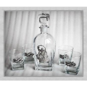 Набор  для виски 307«мечта рыбака»