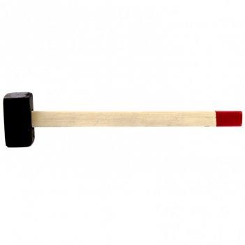 Кувалда, 7000 г, кованая головка, деревянная рукоятка павлово россия