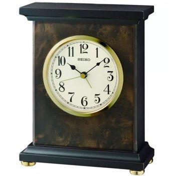 Настольные часы seiko qxe056bn