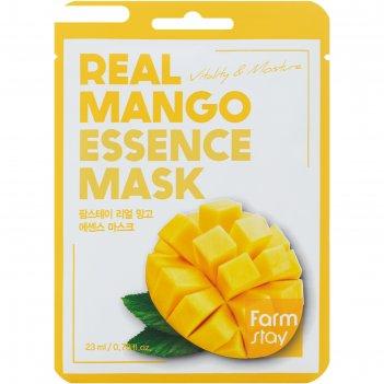 Тканевая маска для лица farmstay, с экстрактом манго, 23 мл