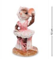 Cms-52/ 3 фигурка мышь-балерина (pavone)