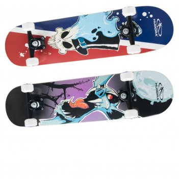 Hudora skateboard skill abec 7