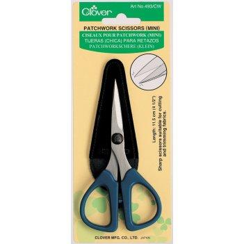 Ножницы для пэчворка 11,5 см (мини) clover