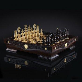 Шахматы режанс из венге kadun