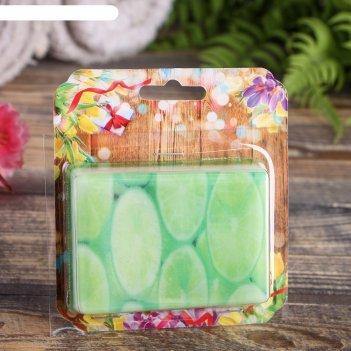 Натуральное мыло сочный лайм, добропаровъ, 100 г