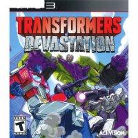 Transformers: devastation. (ps3)