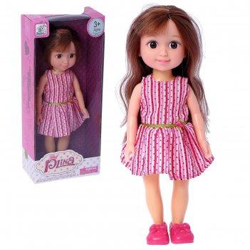 Кукла «маша» в платье микс