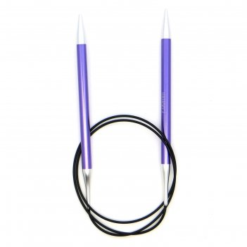 Спицы для вязания, круговые, d = 7 мм, 80 см