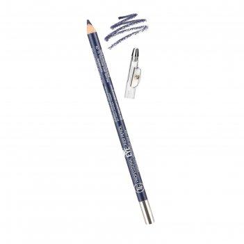 Карандаш для глаз с точилкой tf professional lipliner pencil, тон №143 mid