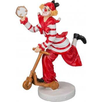 Фигурка клоун 15*8*20 см. (кор=12шт.)