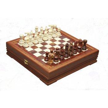 Шахматы каменные малые европейские (высота короля 3,10)