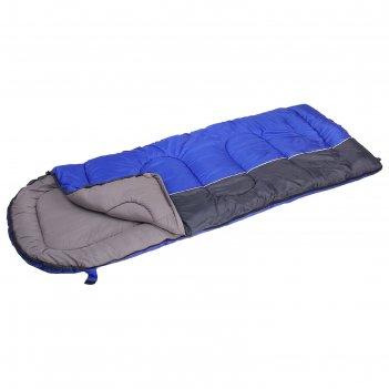 Спальный мешок graphit 500, полиэстр, бязь до -17/-2 °с, микс