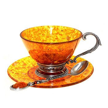 Чашка чайная ажурная