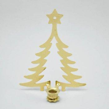 al-80-342 подсвечник елка