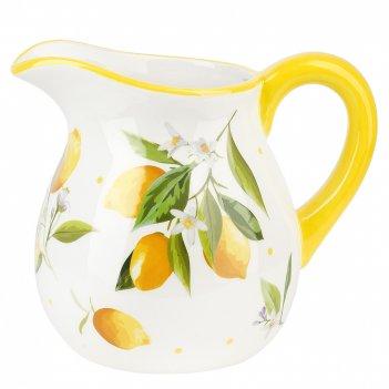 Кувшин лимоны 20*15*16 v=1230мл. (подарочная упаковка)