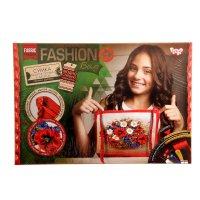Комплект  для творчества fashion bag  вышивка лентами fbg-01-02