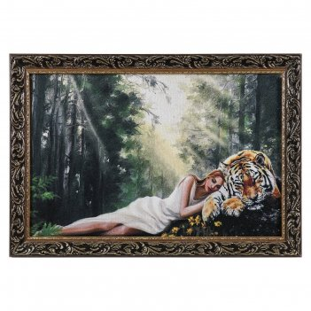 Гобеленовая картина сон рама микс