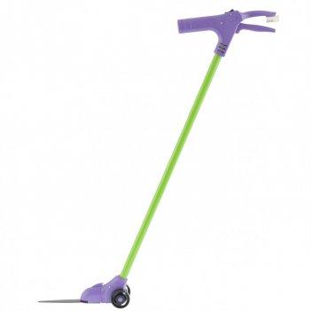 Ножницы для травы на штанге с колесами, 835 мм, поворот лезвий palisad