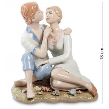 Cms-10/37 статуэтка влюбленные (pavone)