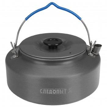 Чайник костровой следопыт, 1,6 л, с анодированным покрытием