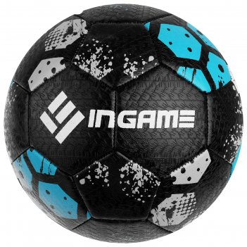 Мяч футбольный ingame freestyle, размер 5, цвета микс