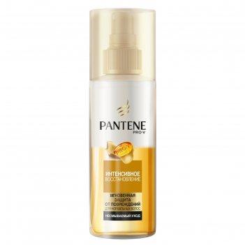 Спрей для волос pantene «интенсивное восстановление», для нормальных волос