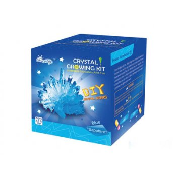7057 набор для выращивания кристаллов сапфир