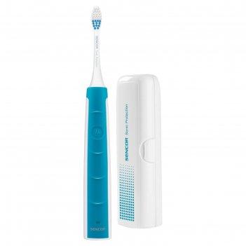 Электрическая зубная щетка sencor soc 1102tq, 41000 дв/мин, 10 режимов, би