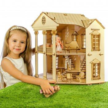 Конструктор  белый дом арт.3126