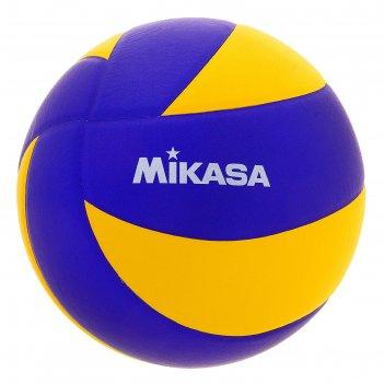 Мяч волейбольный mikasa mva 330, р.5, сине-желтый