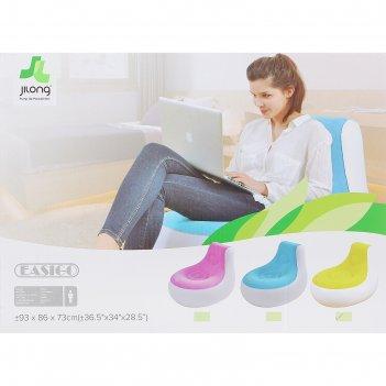 Кресло fasigo надувное винил 93*86*73см (037266n) цвета микс
