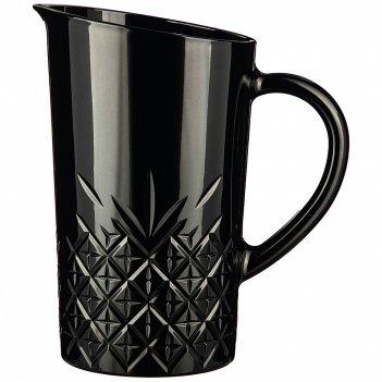 Кувшин для напитков timeless черный оникс объем 1500 мл