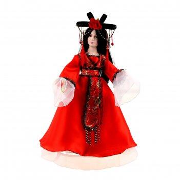 Кукла коллекционная китайская принцесса 51 см