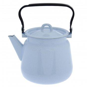 Чайник 3,5 л, цвет серо-голубой
