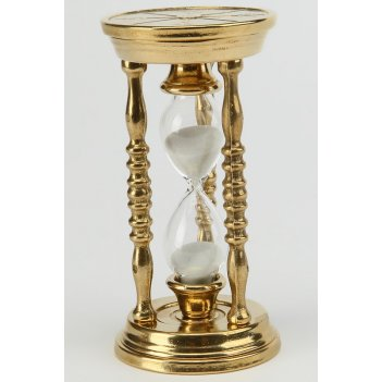 Песочные часы 13,5 см.