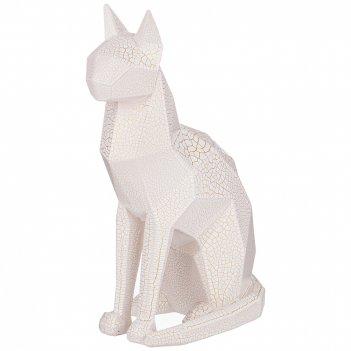 Статуэтка кошка 13*9*25 см. серия оригами