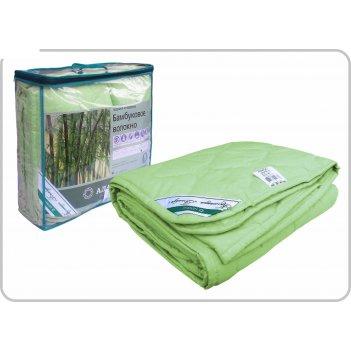 Одеяло всесезонное адамас бамбук, размер 172х205 ± 5 см, 300гр/м2, чехол п